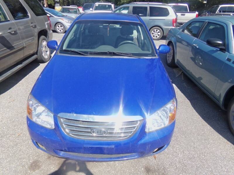 2009 Kia Spectra for sale at Alabama Auto Sales in Semmes AL