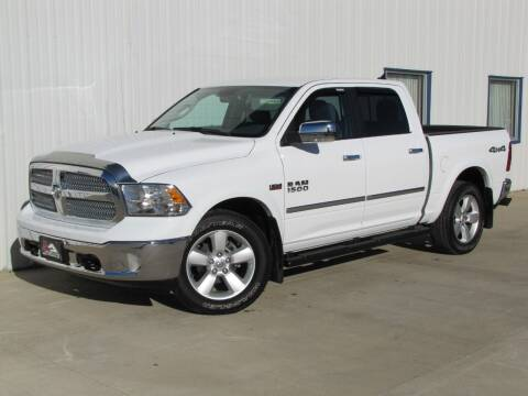 2018 RAM Ram Pickup 1500 for sale at Lyman Auto in Griswold IA