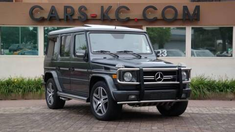 2005 Mercedes-Benz G-Class for sale at Cars-KC LLC in Overland Park KS
