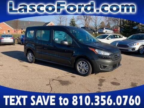 2021 Ford Transit Connect Wagon for sale at LASCO FORD in Fenton MI