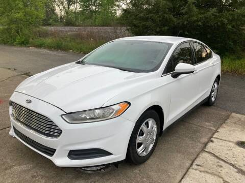 2013 Ford Fusion for sale at 1A Auto Mart Inc in Smyrna TN