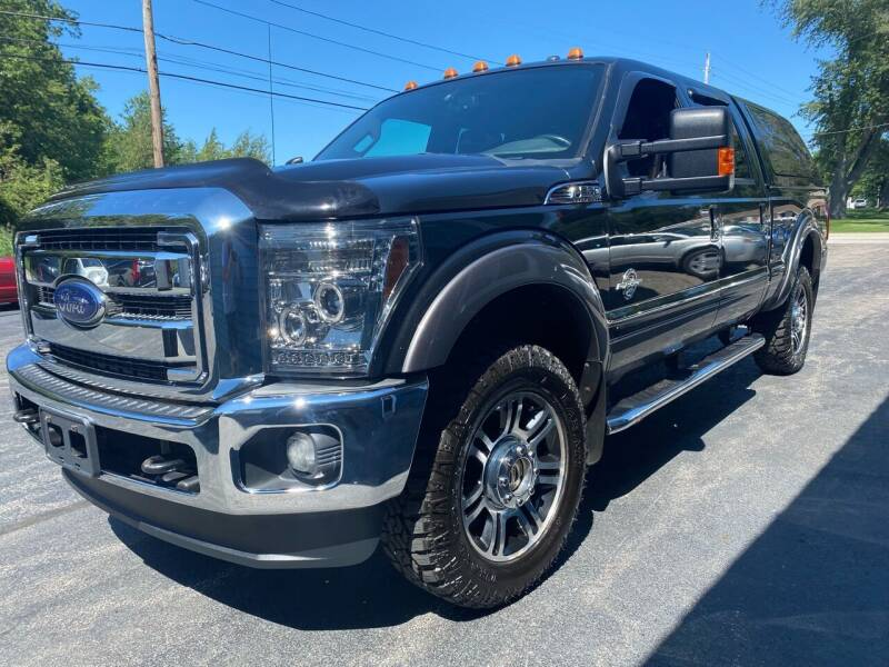 2012 Ford F-350 Super Duty for sale at Erie Shores Car Connection in Ashtabula OH