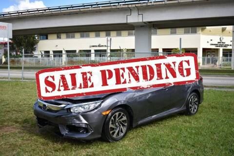 2018 Honda Civic for sale at STS Automotive - Miami, FL in Miami FL