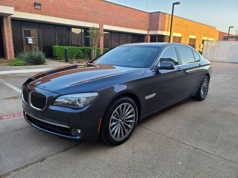 2011 BMW 7 Series for sale at DFW Autohaus in Dallas TX