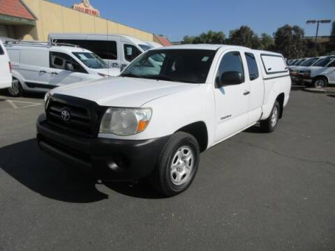 2009 Toyota Tacoma for sale at Norco Truck Center in Norco CA
