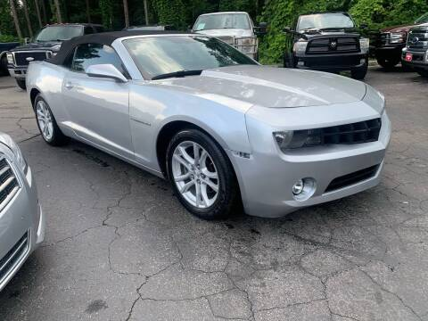 2012 Chevrolet Camaro for sale at Magic Motors Inc. in Snellville GA
