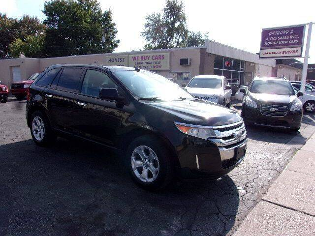 2011 Ford Edge for sale at Gregory J Auto Sales in Roseville MI