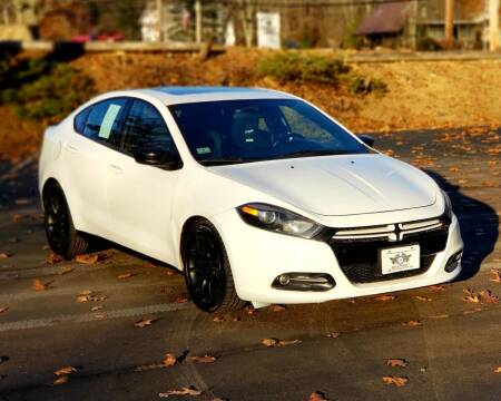 2013 Dodge Dart for sale at Flying Wheels in Danville NH