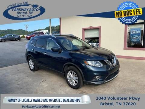 2016 Nissan Rogue for sale at PARKWAY AUTO SALES OF BRISTOL in Bristol TN