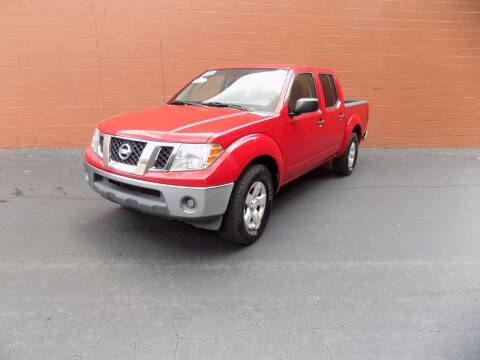 2010 Nissan Frontier for sale at S.S. Motors LLC in Dallas GA