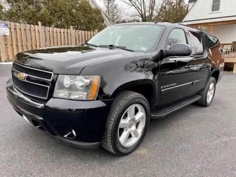 2008 Chevrolet Suburban for sale at SETTLE'S CARS & TRUCKS in Flint Hill VA