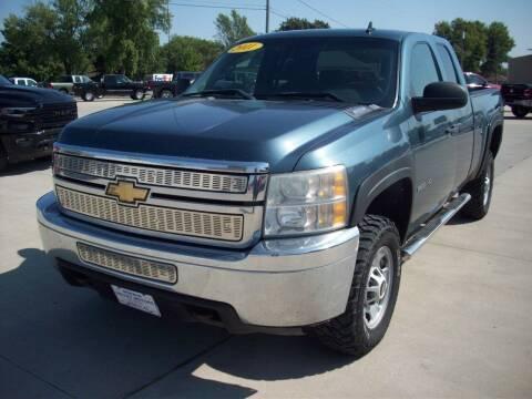 2011 Chevrolet Silverado 2500HD for sale at Nemaha Valley Motors in Seneca KS