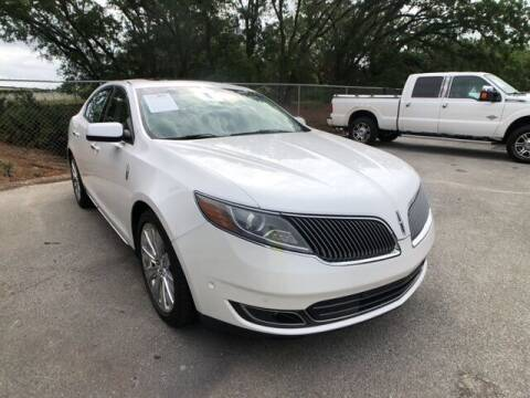 2014 Lincoln MKS for sale at Allen Turner Hyundai in Pensacola FL
