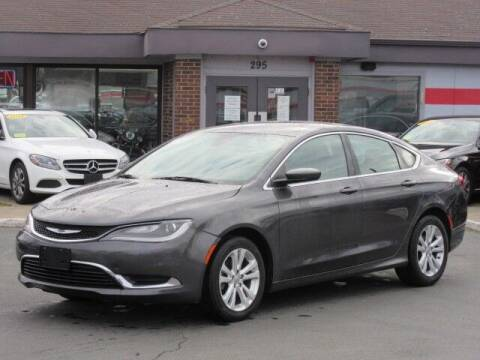 2015 Chrysler 200 for sale at Lynnway Auto Sales Inc in Lynn MA