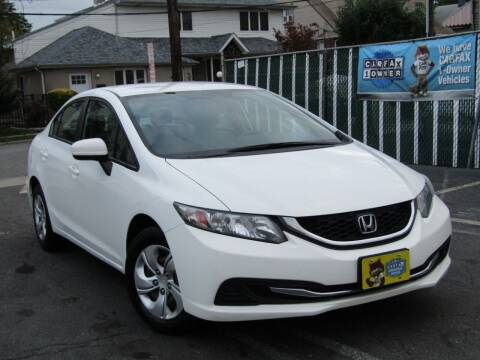 2015 Honda Civic for sale at The Auto Network in Lodi NJ