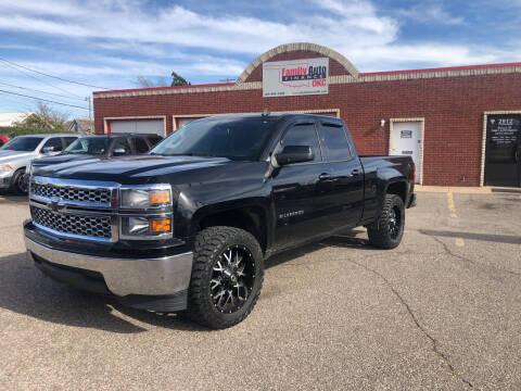 2014 Chevrolet Silverado 1500 for sale at Family Auto Finance OKC LLC in Oklahoma City OK