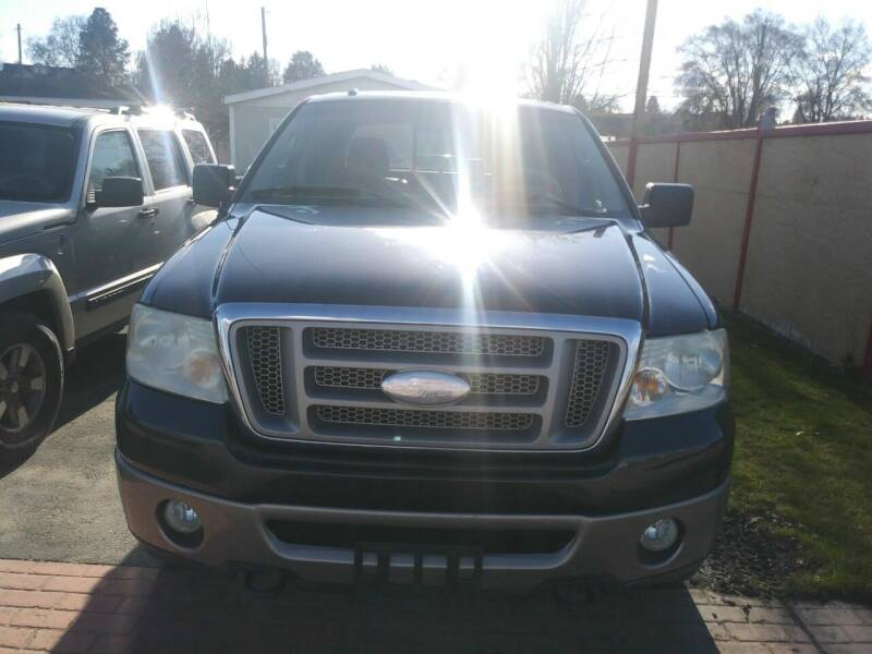 2006 Ford F-150 for sale at Marvelous Motors in Garden City ID