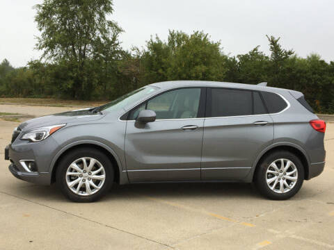 2020 Buick Envision for sale at LANDMARK OF TAYLORVILLE in Taylorville IL