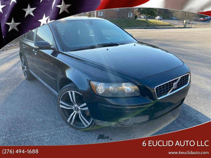 2006 Volvo S40 for sale at 6 Euclid Auto LLC in Bristol VA