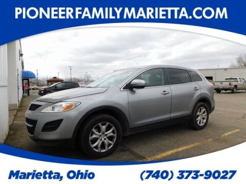 2012 Mazda CX-9 for sale at Pioneer Family preowned autos in Williamstown WV