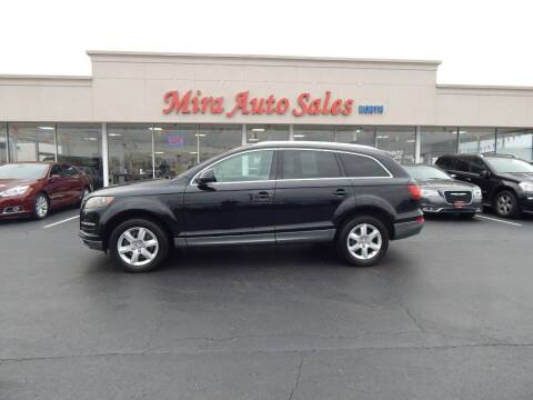 2010 Audi Q7 for sale at Mira Auto Sales in Dayton OH