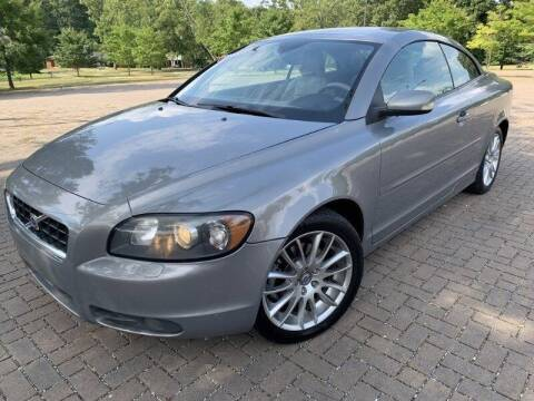 2006 Volvo C70 for sale at JES Auto Sales LLC in Fairburn GA