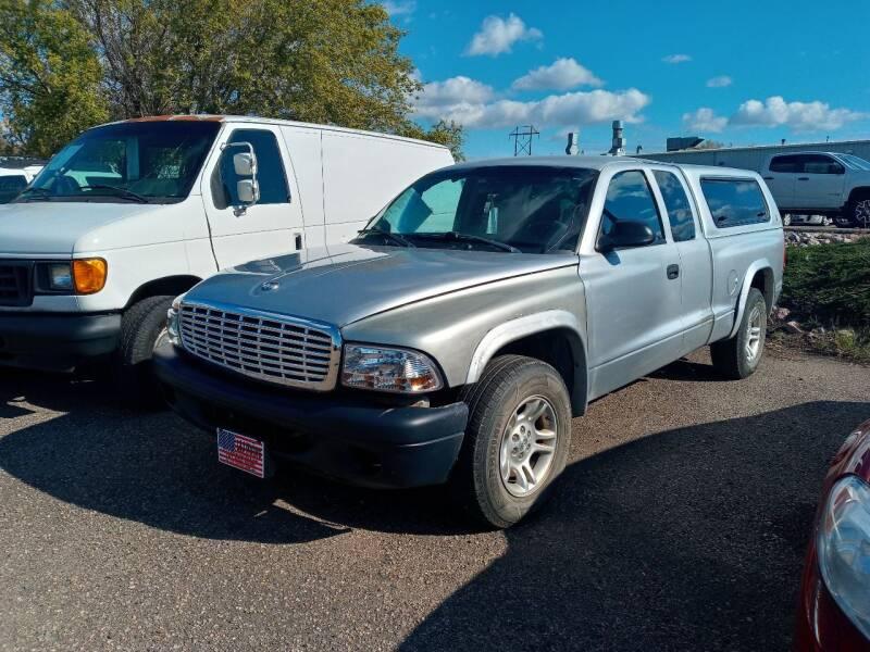 2003 Dodge Dakota for sale at L & J Motors in Mandan ND