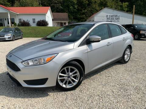 2016 Ford Focus for sale at Rt 33 Motors LLC in Rockbridge OH