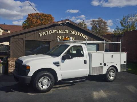2008 Ford F-250 Super Duty for sale at Fairfield Motors in Fort Wayne IN