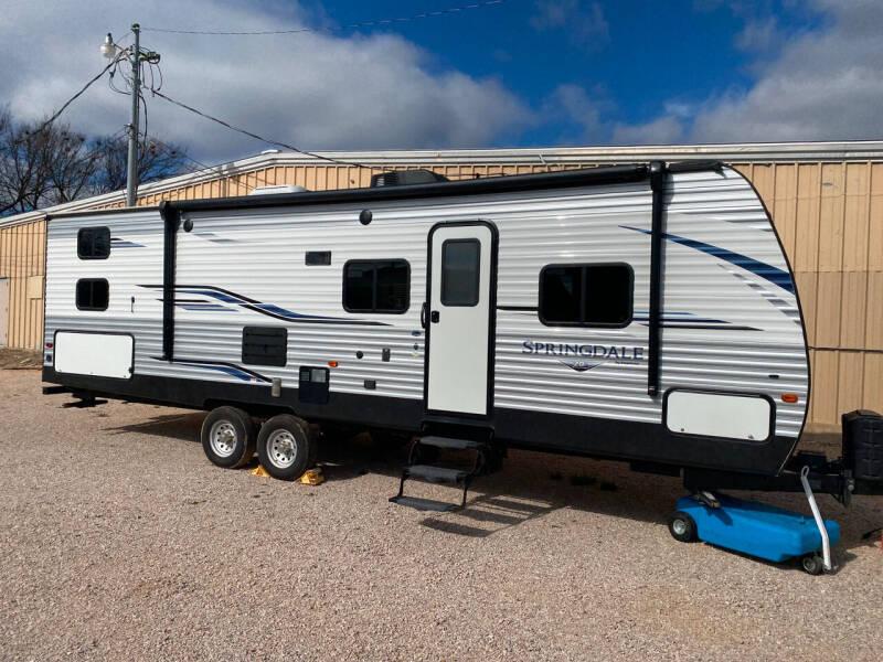 2020 Keystone Springdale for sale at ROGERS RV in Burnet TX