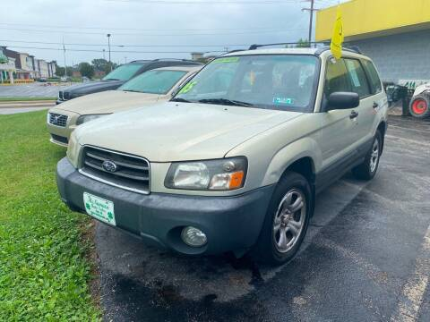 2005 Subaru Forester for sale at McNamara Auto Sales - Dover Lot in Dover PA