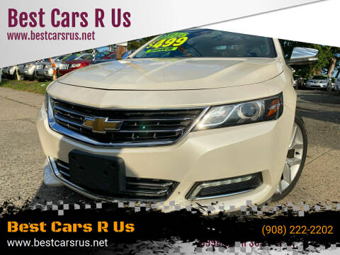 2014 Chevrolet Impala for sale at Best Cars R Us in Plainfield NJ