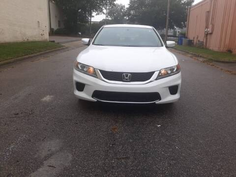 2014 Honda Accord for sale at Horizon Auto Sales in Raleigh NC