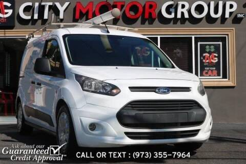 2015 Ford Transit Connect Cargo for sale at City Motor Group, Inc. in Wanaque NJ