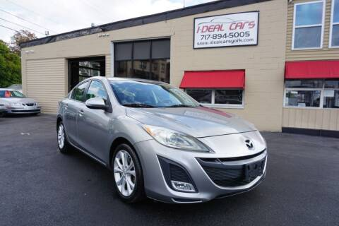 2010 Mazda MAZDA3 for sale at I-Deal Cars LLC in York PA