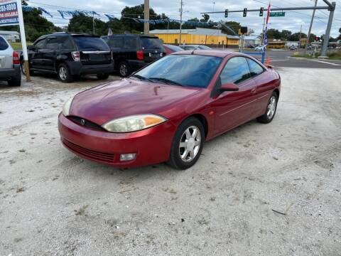 2001 Mercury Cougar for sale at SKYLINE AUTO SALES LLC in Winter Haven FL