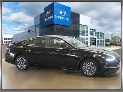 2022 Hyundai Sonata Hybrid for sale at Terry Lee Hyundai in Noblesville IN