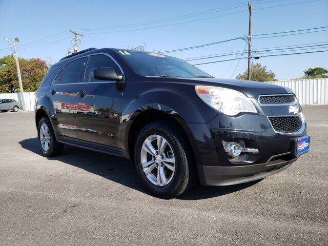 2014 Chevrolet Equinox for sale at All Star Mitsubishi in Corpus Christi TX