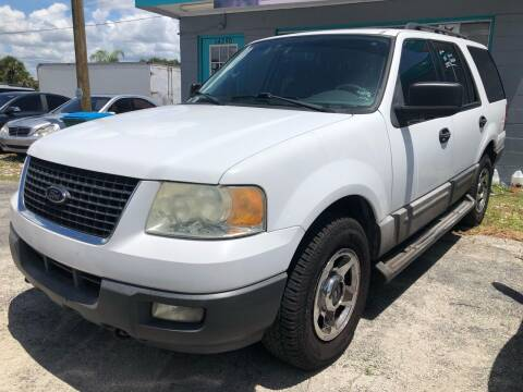 2006 Ford Expedition for sale at EXECUTIVE CAR SALES LLC in North Fort Myers FL