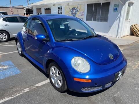 2007 Volkswagen New Beetle for sale at Robert Judd Auto Sales in Washington UT