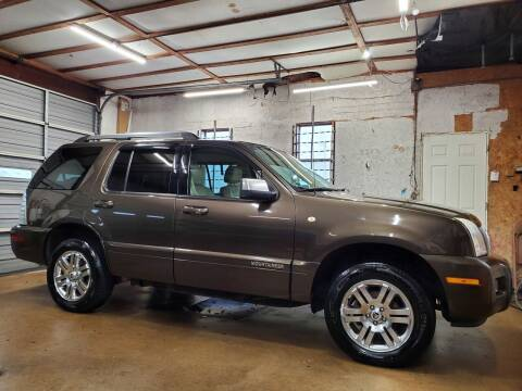 2008 Mercury Mountaineer for sale at Aaron's Auto Sales in Poplar Bluff MO