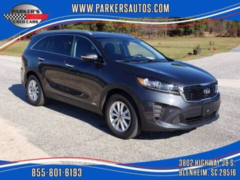 2019 Kia Sorento for sale at Parker's Used Cars in Blenheim SC