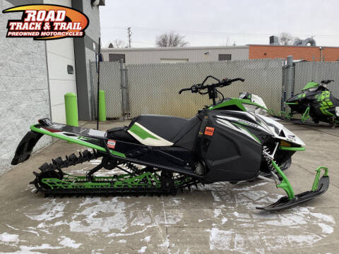 2018 Arctic Cat M 8000 SE (153) for sale at Road Track and Trail in Big Bend WI