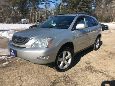 2006 Lexus RX 330 for sale at Hornes Auto Sales LLC in Epping NH