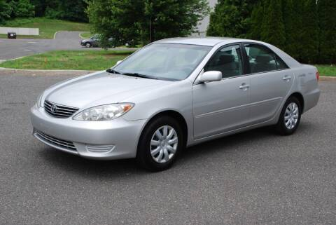 2006 Toyota Camry for sale at New Milford Motors in New Milford CT