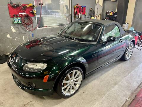 2007 Mazda MX-5 Miata for sale at Weaver Motorsports Inc in Cary NC