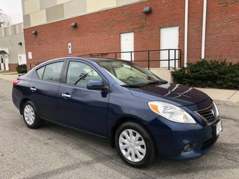 2014 Nissan Versa for sale at Imports Auto Sales Inc. in Paterson NJ