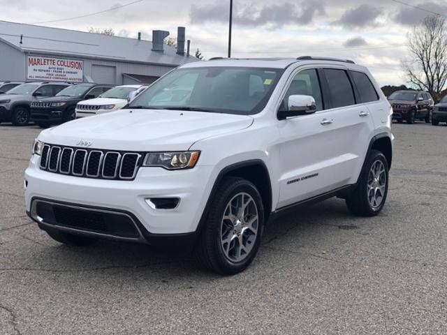 2021 Jeep Grand Cherokee for sale in Marlette, MI