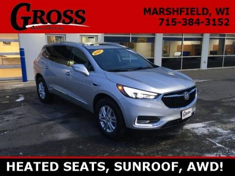 2021 Buick Enclave for sale at Gross Motors of Marshfield in Marshfield WI