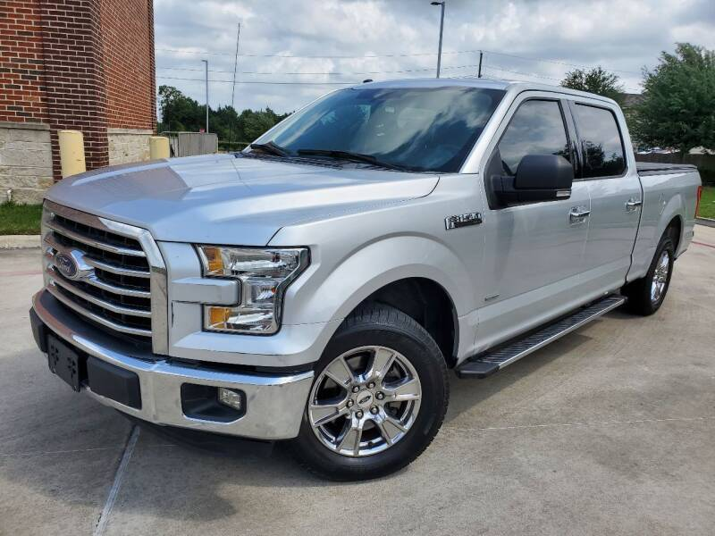 2016 Ford F-150 for sale at AUTO DIRECT Bellaire in Houston TX